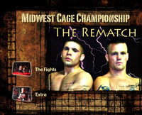 Photo of the Rematch dvd menu
