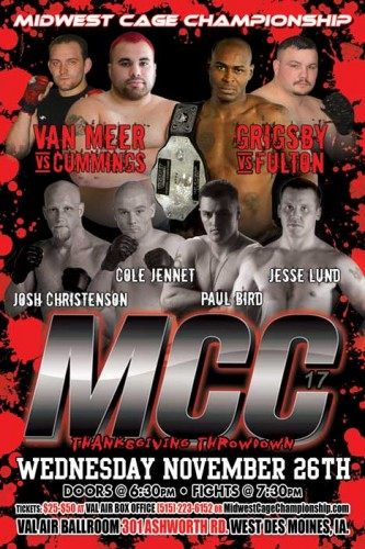 MCC 17 Thanksgiving throwdown